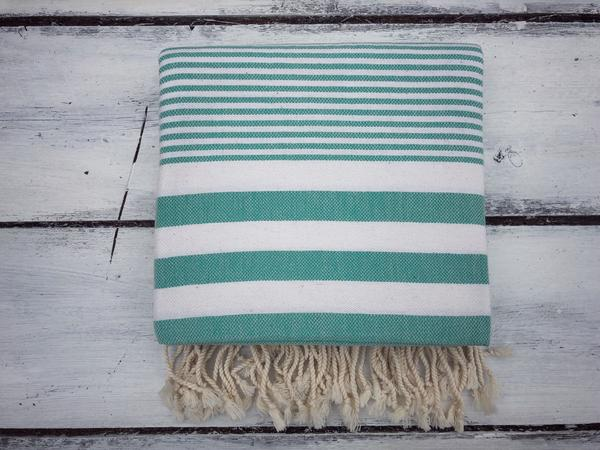 Chappie - Mint - Hammam Towel