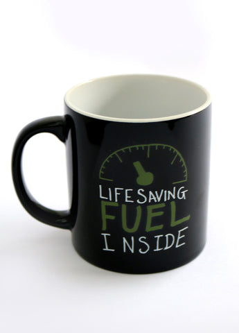 Mug for Lifesavers