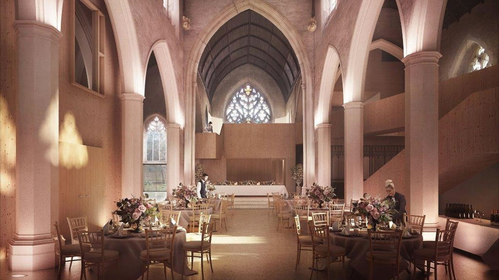Unusual wedding venues South West London