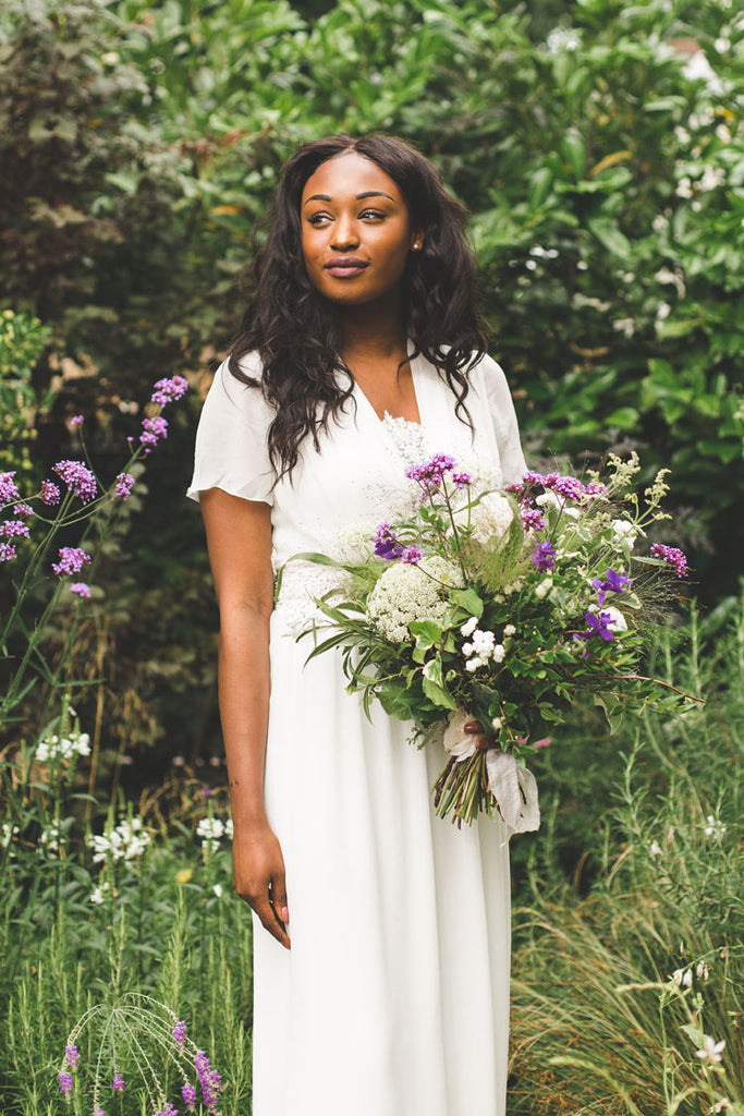 Summer Garden Wedding inspired shoot