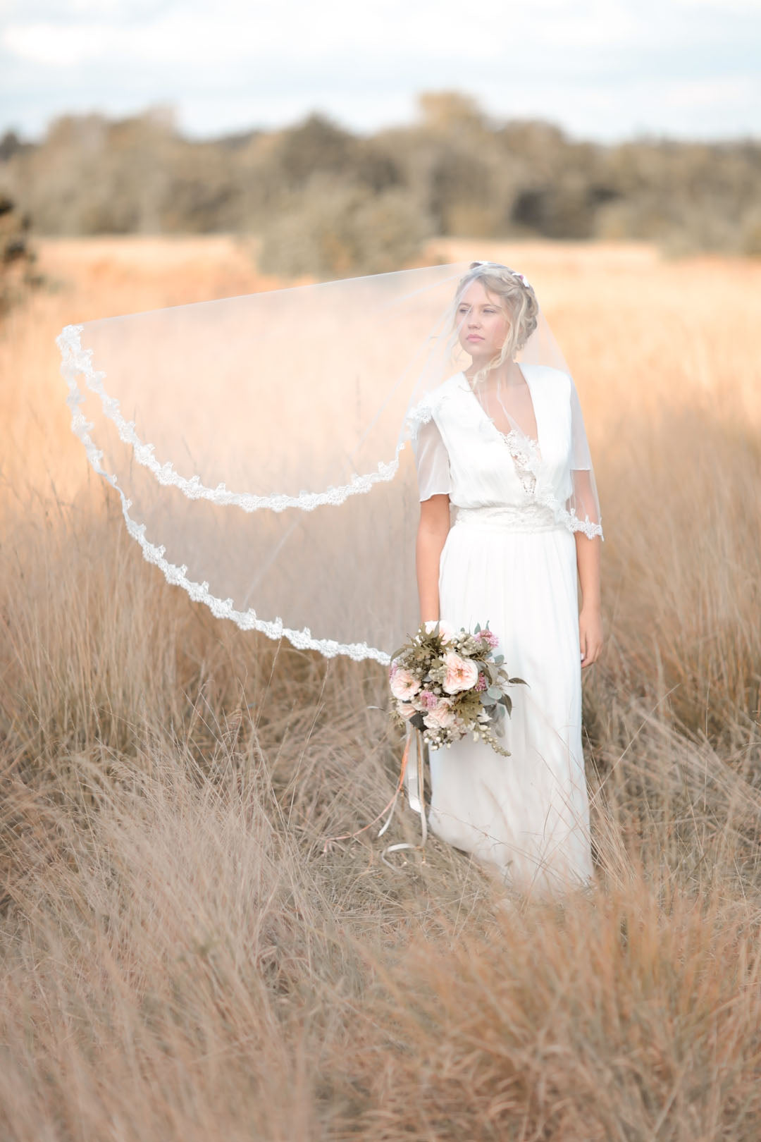 Francis Bridal boho wedding dresses