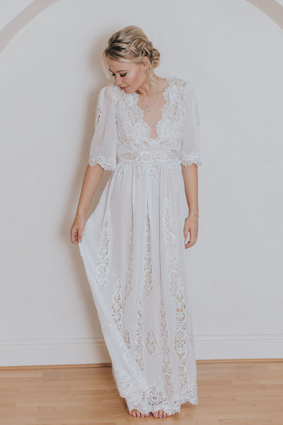 Skye wedding dress from the Practical Romantics Collection Francis Bridal