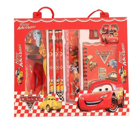 Themed Stationery set - Cars 2