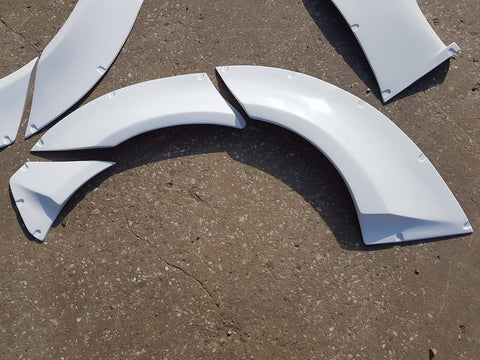 NEW - Lexus IS200 RB Style Wide Arches - The Speed Factory
