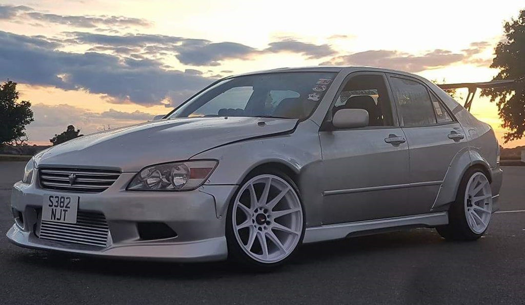 NEW - Lexus IS200 IS300 ALTEZZA RB Style Full Wide Arch Kit +40mm