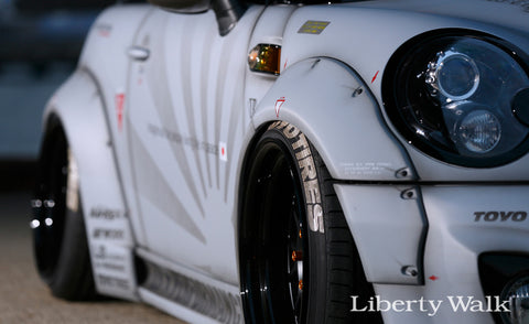 LIBERTY WALK LB WORKS BMW MINI BODY KIT - The Speed Factory