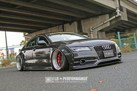 Liberty Walk Lb Works Body Kit Audi A7 S7 The Speed Factory