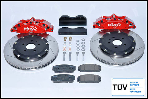 VAUXHALL ASTRA BIG BRAKE KIT - The Speed Factory