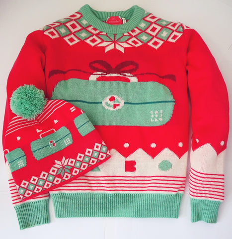 Image of Caboodles Christmas Jumper