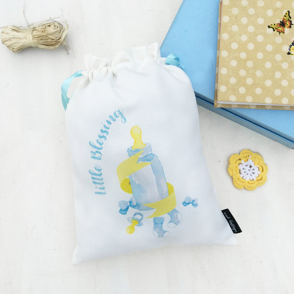 Whistling Yarns Baby Bags - medium