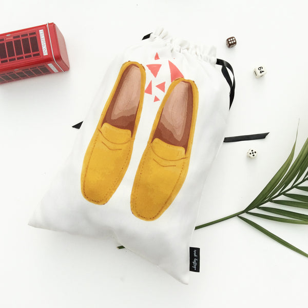 mens shoe bags loafers