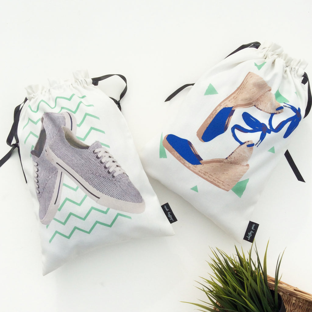 shoe bags his and hers