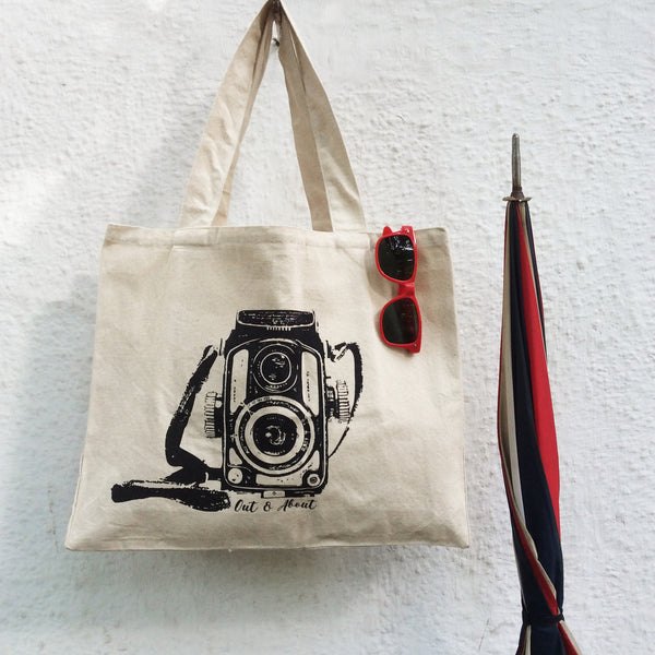 TOTE BAG {out and about}