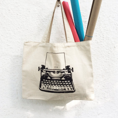 TOTE BAG {get * done}