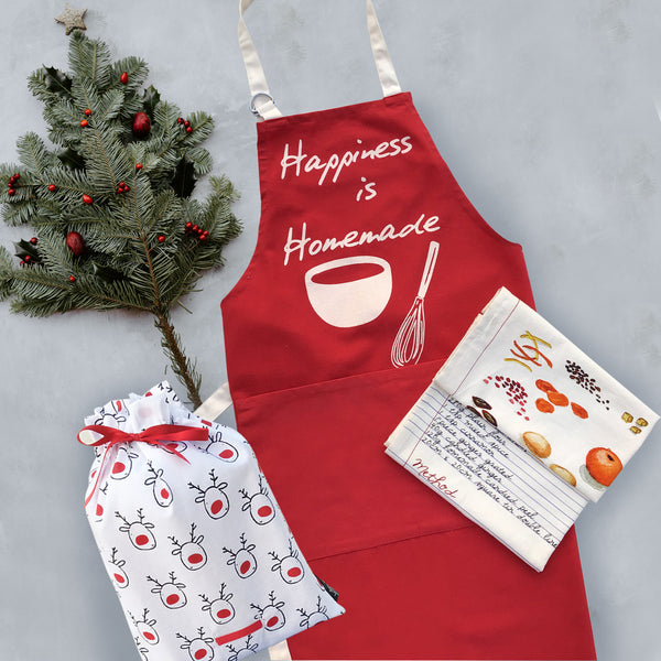APRON COMBO SET {happiness is homemade}