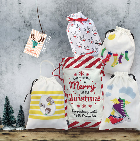 HO, HO, HO! {goodie bag for kiddos}