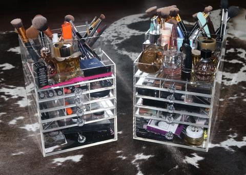 How A Make Up Organiser Can Help Improve Your Artistry