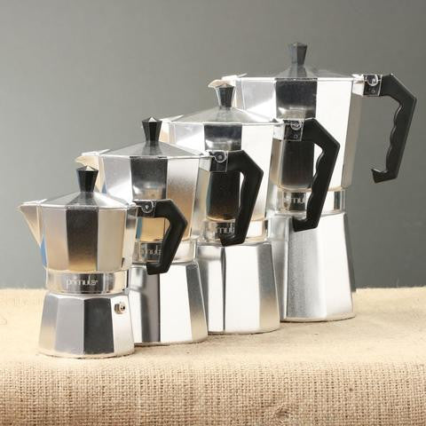 Stove Top Espresso Makers