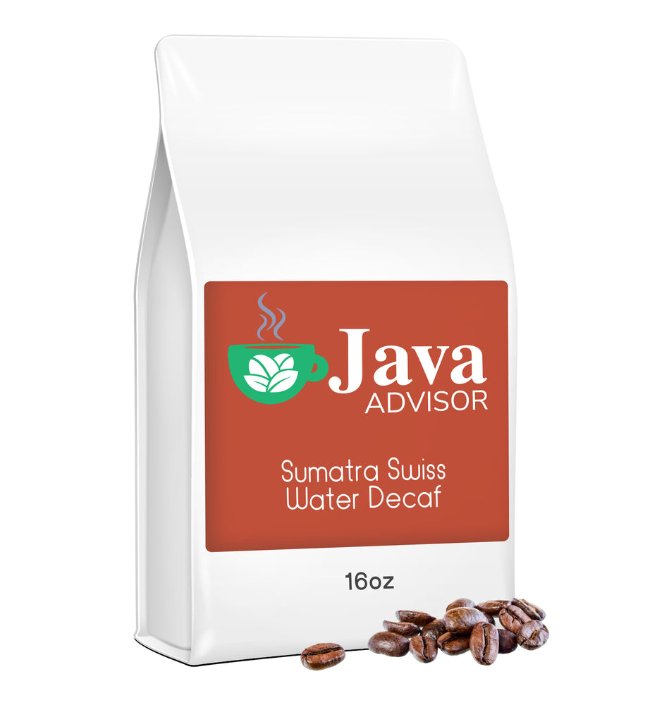 Sumatra Swiss Water Decaf