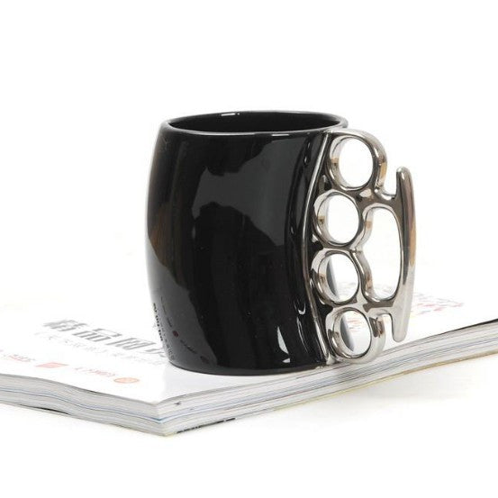 Creative Fist Cup with Knuckles Mug