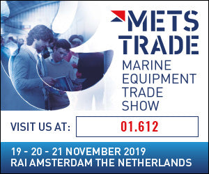 19th - 21st November Treadmaster Marine are going to METSTRADE 2019 in Amsterdam