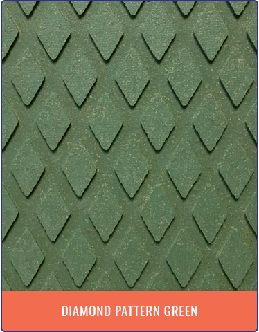 Treadmaster Diamond Pattern - Green