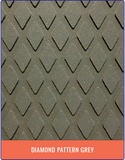 Treadmaster Diamond Pattern - Grey