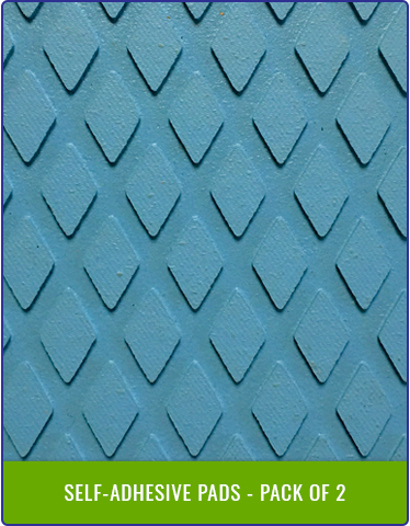 Treadmaster Diamond Pattern - Light Blue