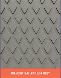 Treadmaster Diamond Pattern - Light Grey