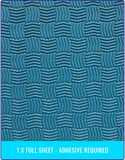 Treadmaster Smooth Pattern - Blue