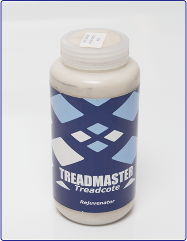 Treadmaster Treadcote Rejuvenating Paint - White Sand
