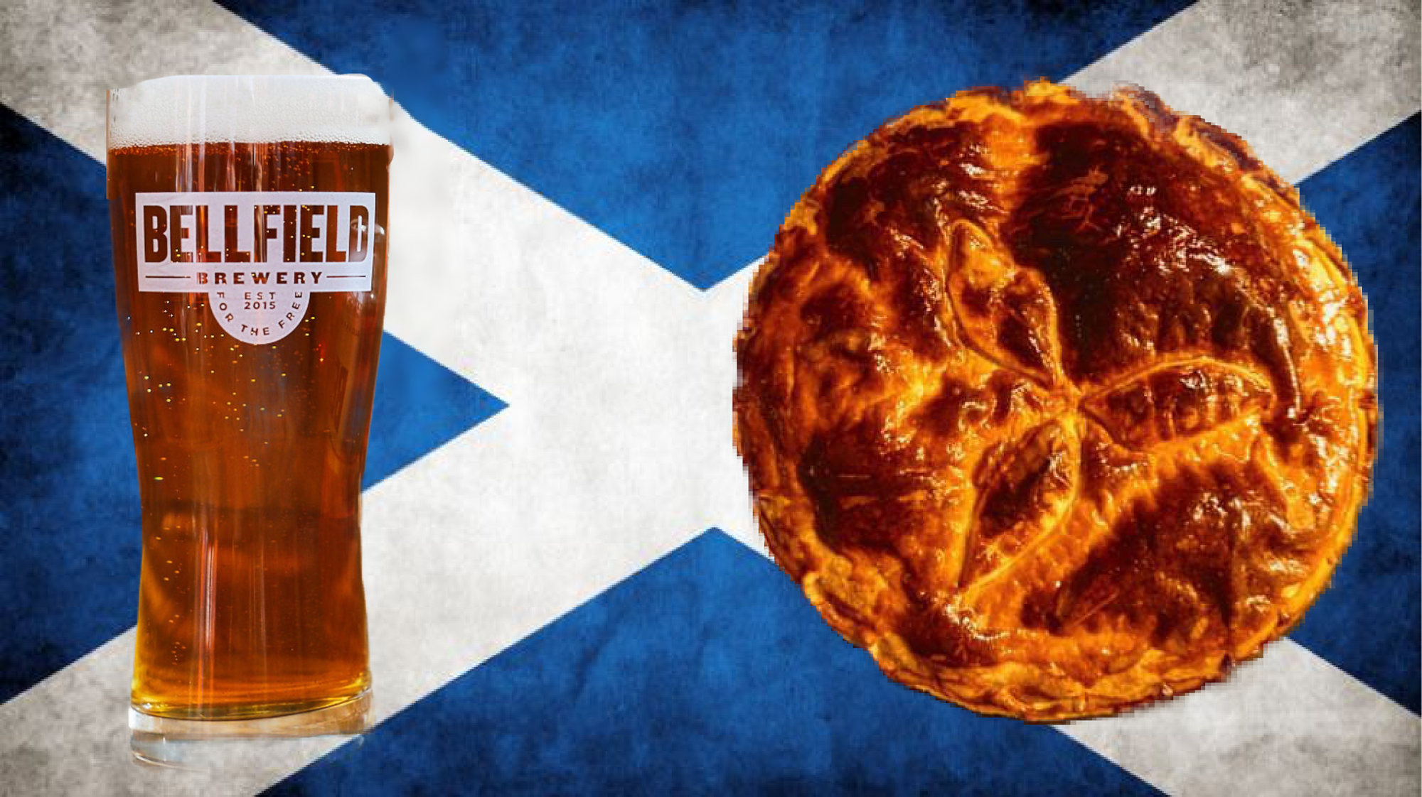Celebrate St Andrew's Day with a Pie and a Pint