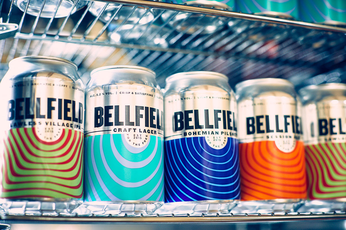 Edinburgh Brewery Launches New Branding and Plans for Growth