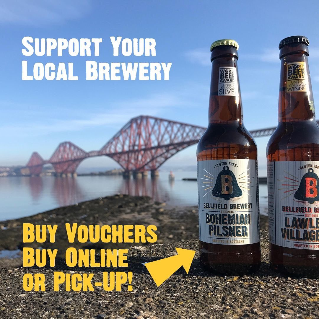 Edinburgh Breweries: Think Local - Drink Local