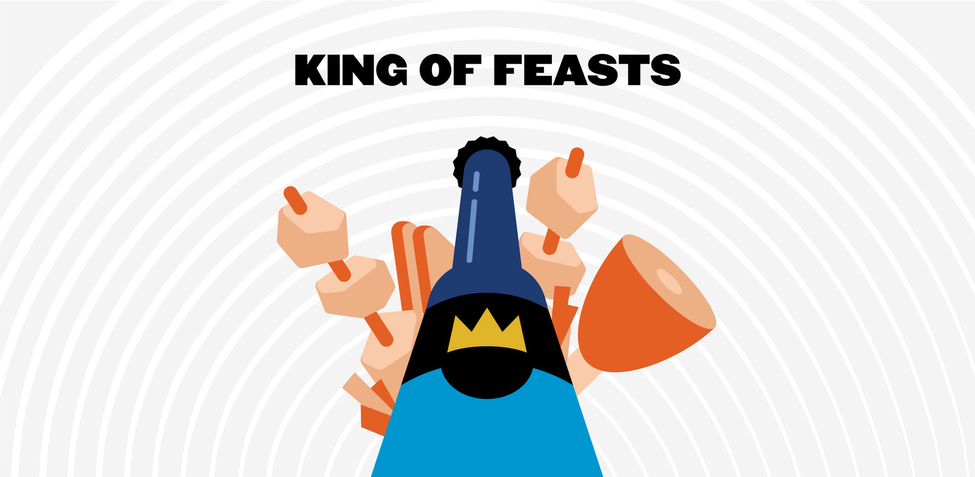 Food for Chefs on their days off: King of Feasts takeaway pop up residency at Bellfield Brewery