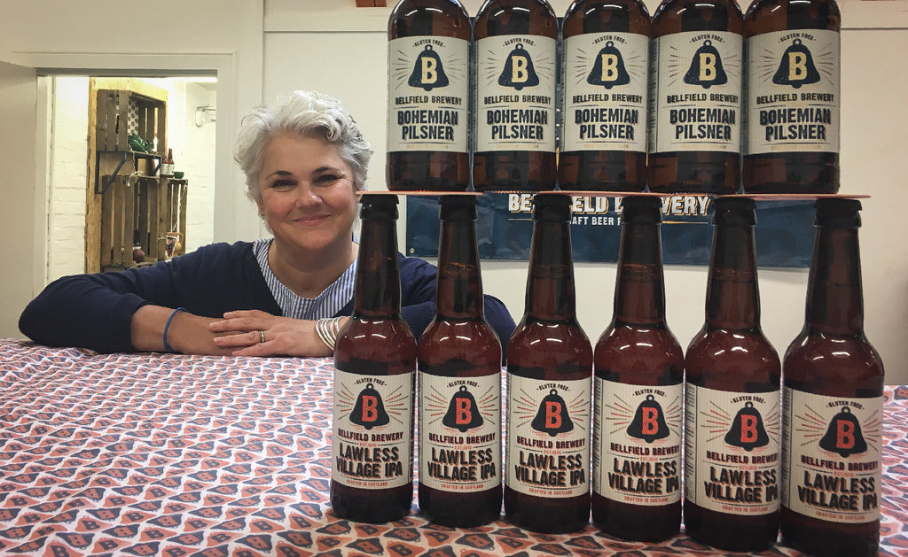 Bellfield Brewery completes successful raise to fund expansion