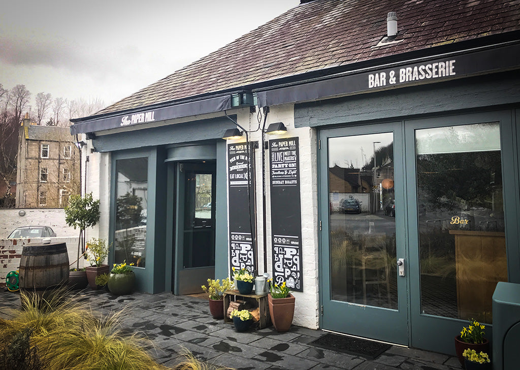 Stockist profile: The Paper Mill, Lasswade