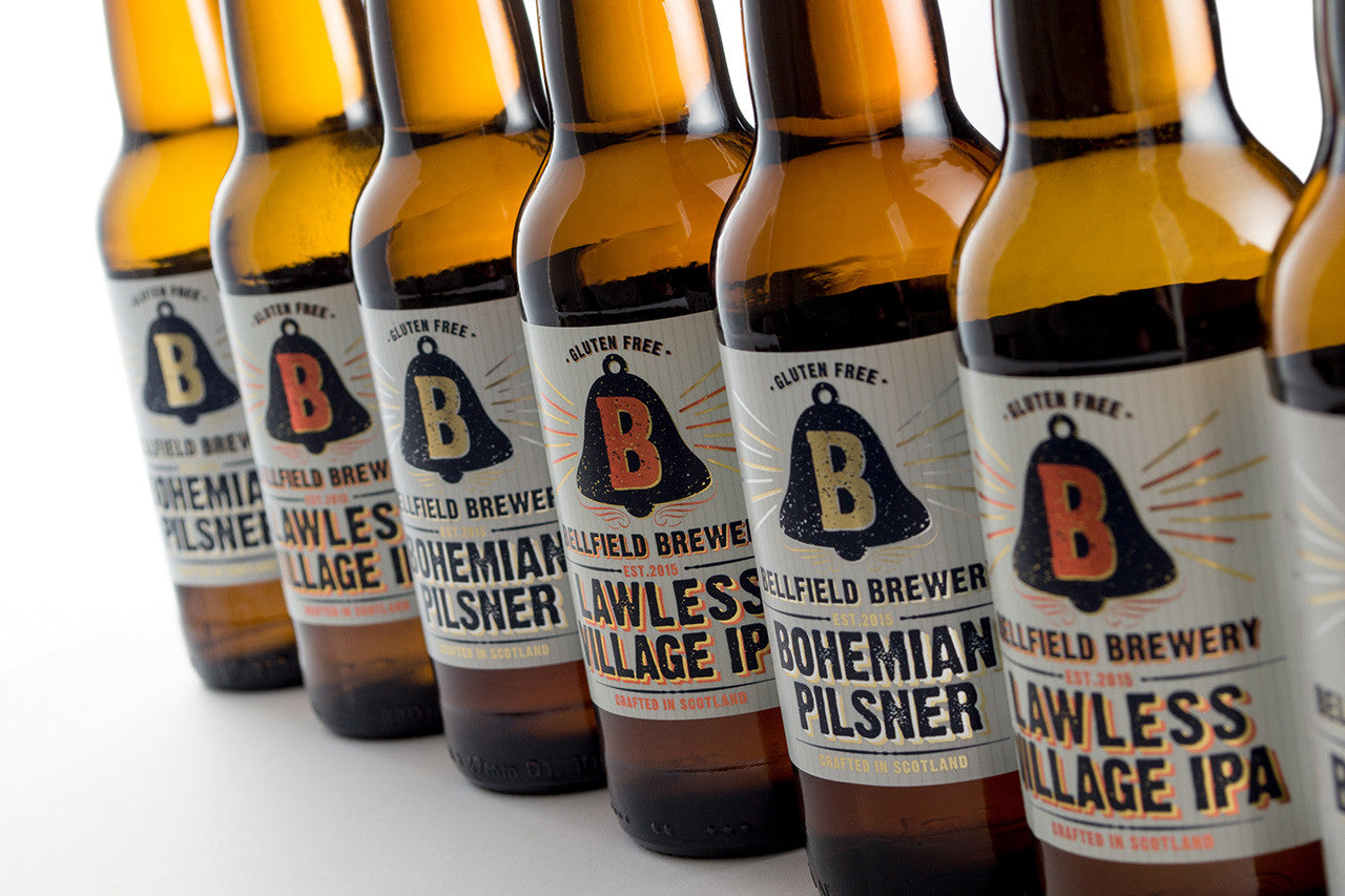 Edinburgh gluten-free brewery Bellfield launches first beers