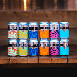 Mixed case - Lawless, Pilsner, Session, Lager, Daft Days, Jex-Blake (12 cans)