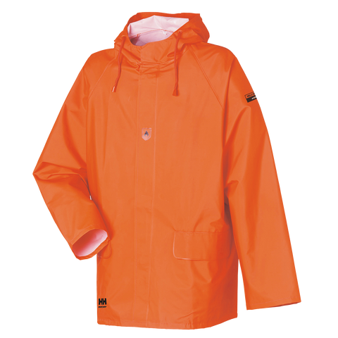 Helly Hansen PVC FR Horten Jacket (70030) - True Safety Gear