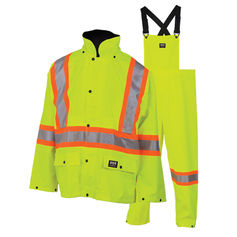Helly Hansen Waverly Packable Storm Suit (70620) - True Safety Gear