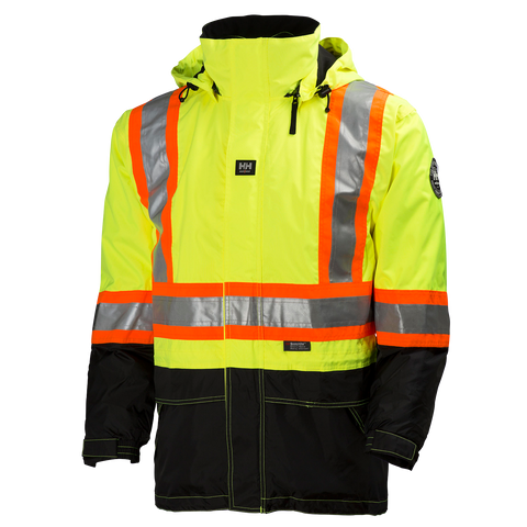 "Helly Hansen Potsdam 3 in 1 Jacket with 4"" Striping (71275) - True Safety Gear"