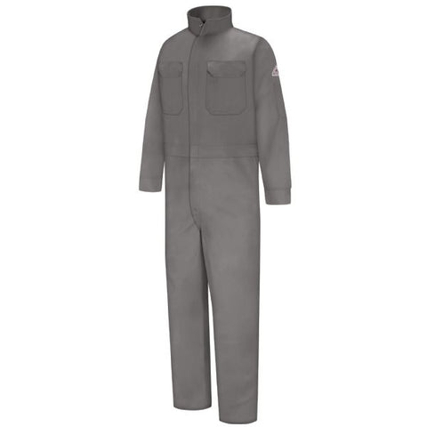 Bulwark Medium Grey PREMIUM COVERALL - EXCEL FR (CEB2)