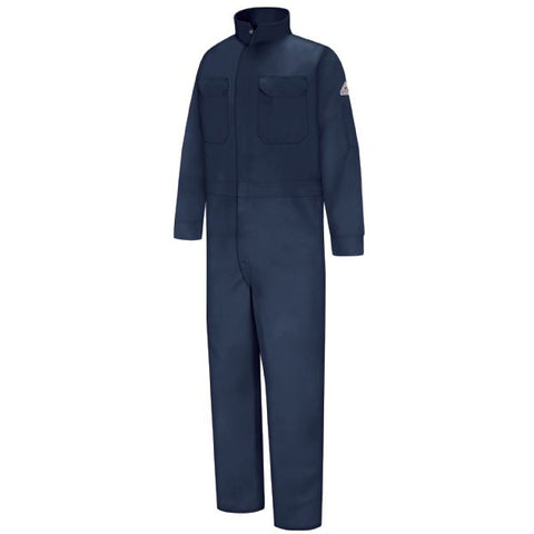Bulwark Navy PREMIUM COVERALL - EXCEL FR (CEB2) - True Safety Gear