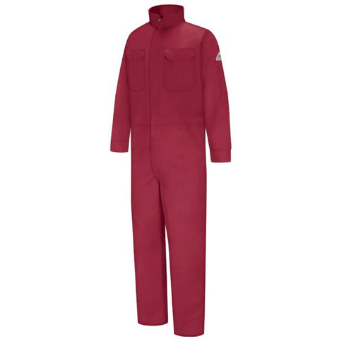 Bulwark Red PREMIUM COVERALL - EXCEL FR (CEB2) - True Safety Gear