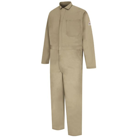 BULWARK Khaki CLASSIC COVERALL-EXCEL FR (CEC2) - True Safety Gear