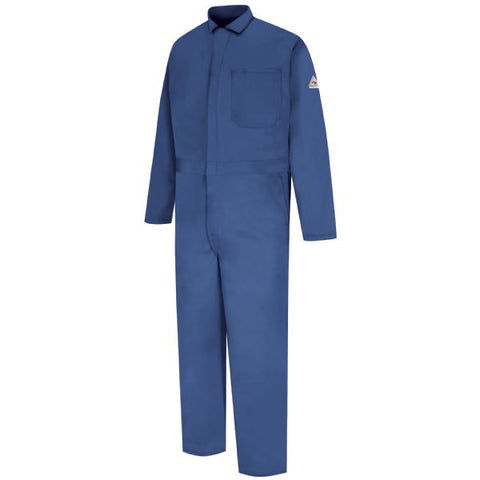 BULWARK Royal Blue CLASSIC COVERALL-EXCEL FR (CEC2) - True Safety Gear