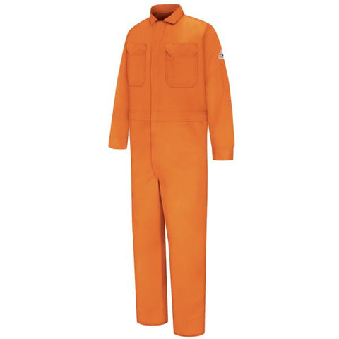 BULWARK Orange CLASSIC COVERALL-EXCEL FR (CEC2) - True Safety Gear