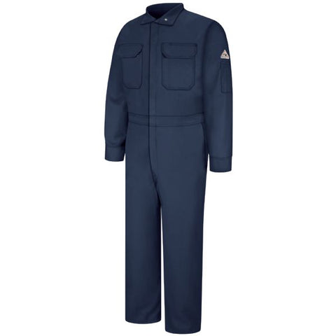Bulwark Navy PREMIUM COVERALL - NOMEX (CNB6) - True Safety Gear