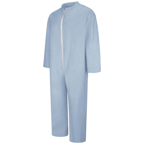 BULWARK Sky Blue EXTEND FR DISPOSABLE FLAME-RESISTANT COVERALL - SONTARA (KEE2) - True Safety Gear